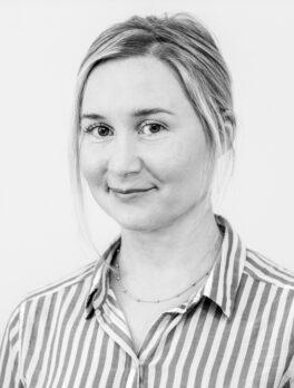 Liza Markova -BSC Myotherapy, Senior Remedial