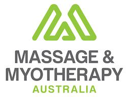 Massage & Myotherapy Australia Logo