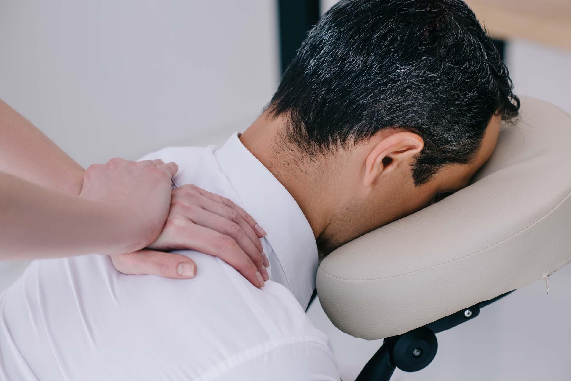 chair massage brisbane