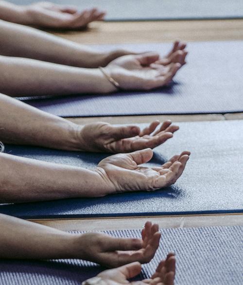 corporate yoga brisbane