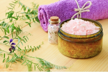 epsom salts for muscle tension